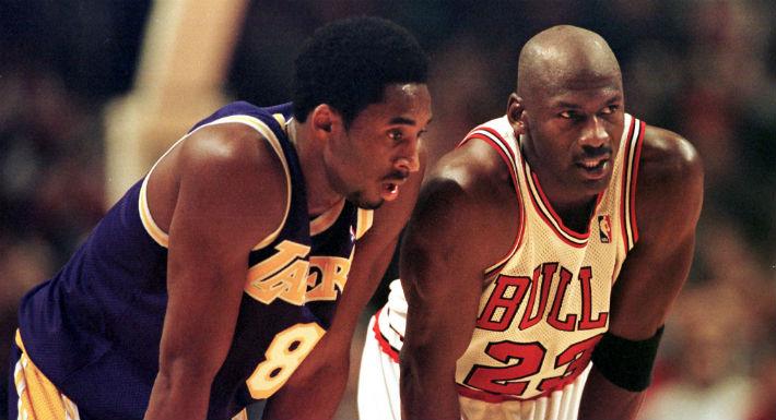 Michael Jordan On Kobe Bryant's Death: 'Words Can't Describe The Pain I'm Feeling'