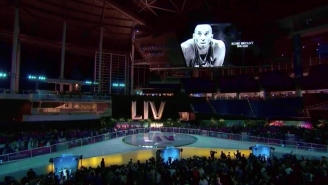 Super Bowl Opening Night Began With A Moment Of Silence For Kobe Bryant