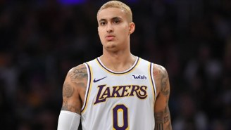 Kyle Kuzma Broke Down What White Privilege Means To Him