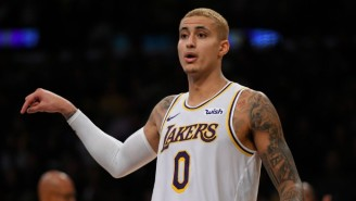 The Kings Are Reportedly One Of The Teams Interested In A Kyle Kuzma Trade