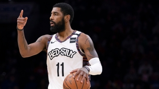 Kyrie Irving Dropped 54 Points On The Bulls And Missed Just Four Shots