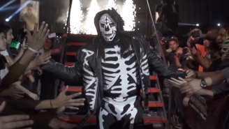 Lucha Libre AAA Star La Parka Has Died