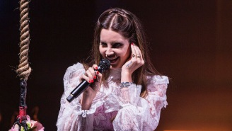 Lana Del Rey Begs For A New Chance At Love On Her New Single, 'Let Me Love You Like A Woman'