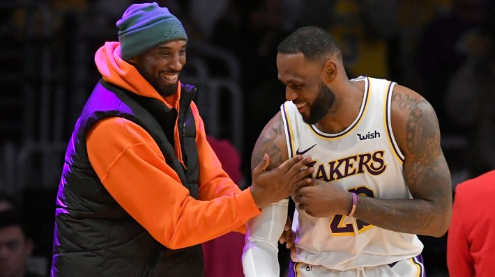 LeBron James Passed Kobe Bryant To Become Third In Scoring In NBA History