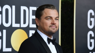 Even Leonardo DiCaprio Had To Laugh At Ricky Gervais' Joke About His Dating History