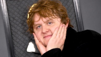 Lewis Capaldi, A Song Of The Year Grammy Nominee, Was Mistaken For A Seat-Filler