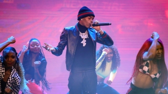Lil Baby Brings A Fleet Of Dancers To His 'Woah' Performance On 'The Tonight Show'