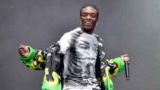 Lil Uzi Vert's 'Eternal Atake' Debuts At No. 1 Thanks To The Biggest Streaming Week Since 2018