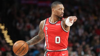 Damian Lillard Dropped 50 On Indiana As He Continues His Historic Scoring Pace