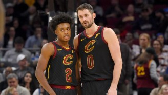 The Leaked Cavs City Jerseys Are A Clever Nod To Music History