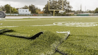 Luther Campbell Teased A 'Sustainable' Field Adidas Installed At A Miami High School