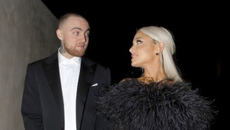 Ariana Grande Shared A Home Video Of Mac Miller To Commemorate His Birthday