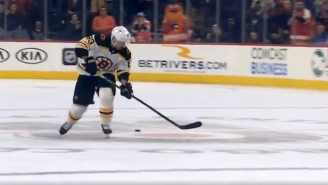 The Bruins Lost When Brad Marchand Botched The Worst Shootout Attempt In NHL History
