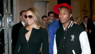 Pharrell And Mariah Carey Are Getting Inducted Into The Songwriters Hall Of Fame