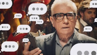 Martin Scorsese And Jonah Hill Showed Up For A Coca-Cola Super Bowl Ad, And It's Sort-Of Like A Theme Park