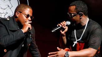 Mase Calls Out Diddy For 'Robbing' Him Of Royalties After Diddy Censured The Grammys For Not Respecting Black Artists