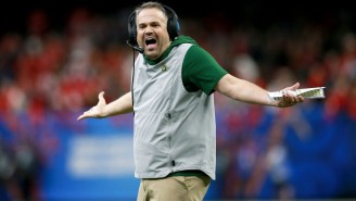 The Panthers Are Reportedly Hiring Baylor Coach Matt Rhule