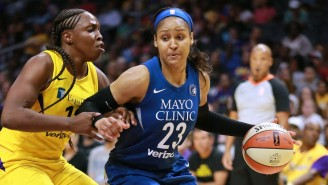 WNBA Star Maya Moore Will Sit Out A Second Straight Season