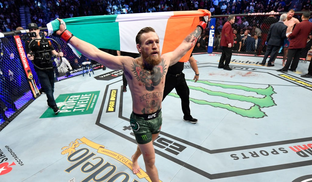 Conor McGregor Knocked Out Donald Cerrone In 40 Seconds At UFC 246