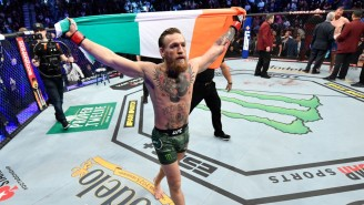 Conor McGregor Says Him Fighting Manny Pacquiao 'Is Almost A Certainty' In 2021