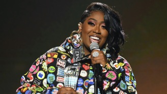 Missy Elliott And HER Team Up To 'Paint It Black' In A Pair Of Super Bowl Ad Teasers