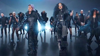 Missy Elliott And HER's 'Paint It Black' Super Bowl Commercial Takes A Shot At A Rival Brand