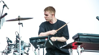 Mura Masa Escapes On 'Teenage Headache Dreams' Featuring Wolf Alice's Ellie Rowsell