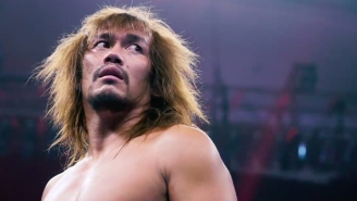 NJPW's Tetsuya Naito Talked About Why He Secretly Got Eye Surgery Before Wrestle Kingdom