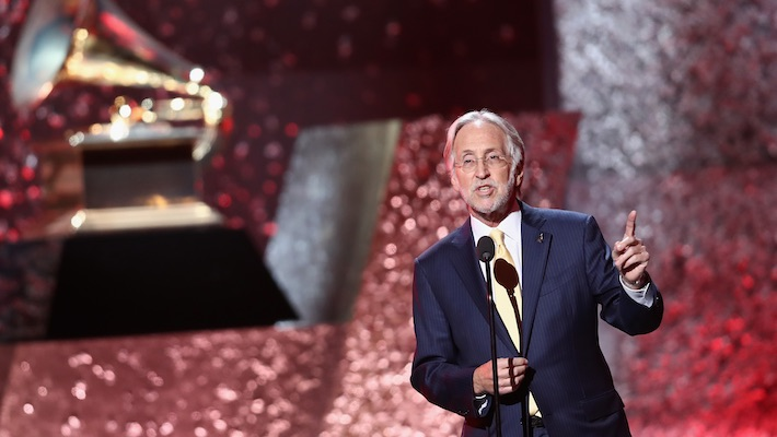 Former Grammys CEO Neil Portnow Responds To The Reported Rape Allegations Made Against Him