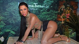 Nicki Minaj's New Madame Tussauds Wax Figure Is Causing Confusion Among Fans