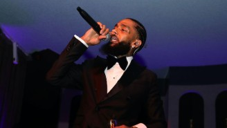 The Grammys' Nipsey Hussle Tribute Will Include DJ Khaled, John Legend, And Kirk Franklin