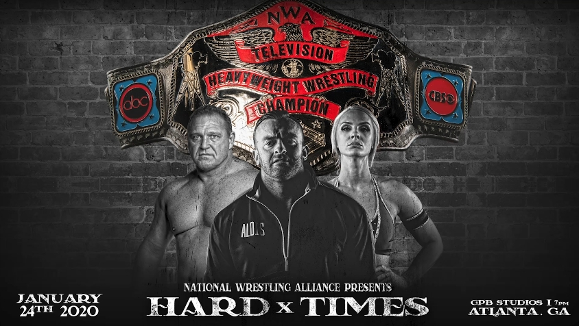 NWA Hard Times: Full Card And Pay-Per-View Preview