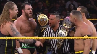 WWE NXT Results 1/8/20