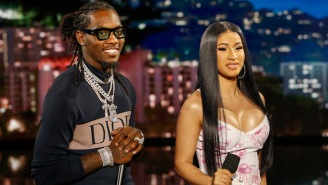 Offset Threw Punches After Cardi B Got Sprayed With Champagne At A Strip Club