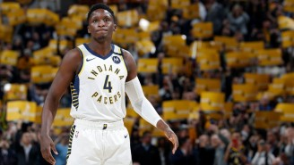 Victor Oladipo Says Reports He Asked Other Players If He Could Join Them Are 'Just Not True'