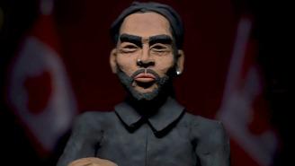 PartyNextDoor Has To Save Toronto In The Claymation Video For His Drake Collaboration 'Loyal'