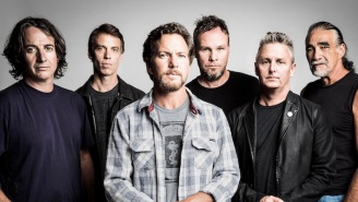 Pearl Jam's 'Superblood Wolfmoon' Is Another Rocking Preview Of 'Gigaton'