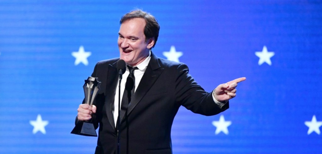 Quentin Tarantino Is Fighting A 'War For Movies' Against Marvel And 'Star Wars'