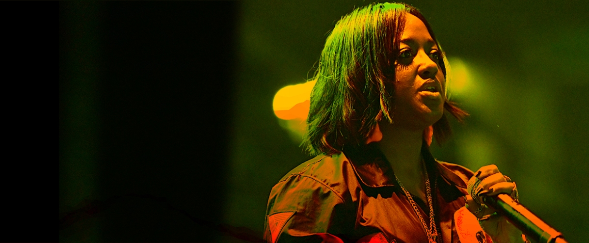 Rapsody Tells Us Her Simple Solution To Fix The Grammys' Hip-Hop Problem