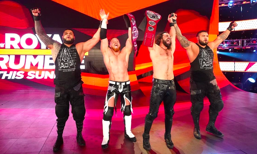 The Best And Worst Of WWE Raw 1/20/20: Chaos Is A Ladder
