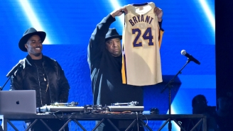 Rev Run Reveals That Kobe Bryant Recorded A Song With Run-DMC