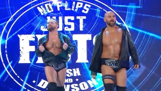The Revival Files A New Trademark As WWE Contract Negotiations Continue