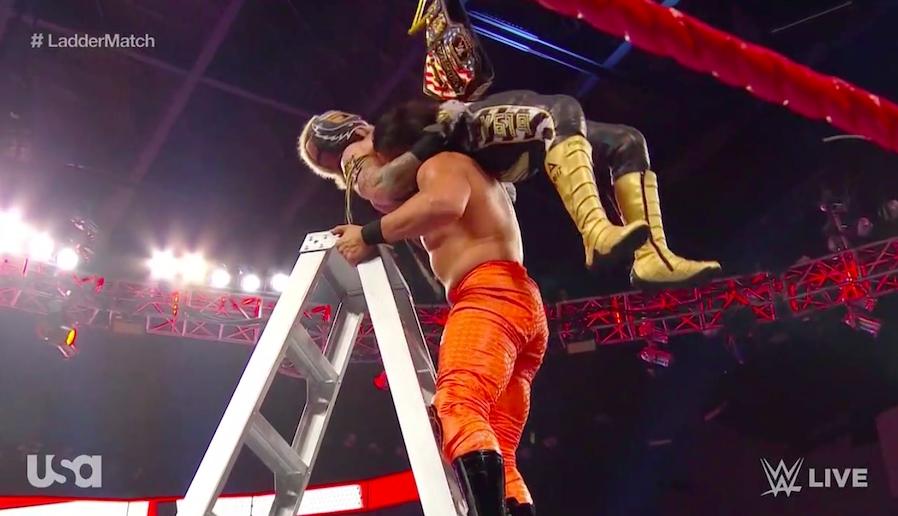 WWE Raw Results 1/20/20