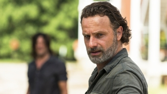 A 'The Walking Dead' Producer Gives A Very Careful Update On The Rick Grimes' Movies
