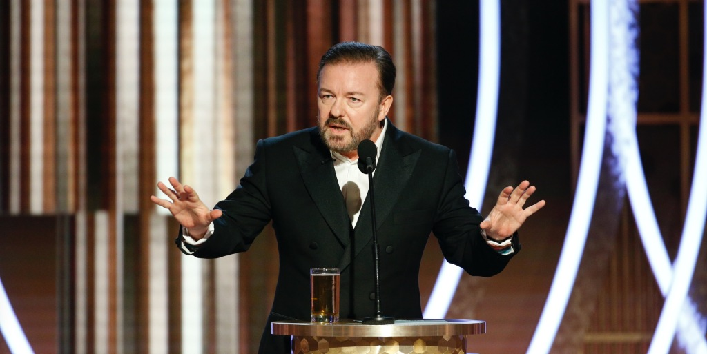Ricky Gervais Responds To The Backlash Over His Golden Globes Jokes