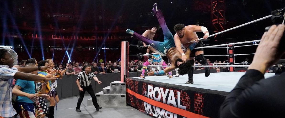 Betting Odds Point To Possible WWE Royal Rumble Winners