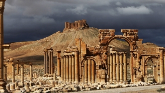 Getty Has Taken A Stand Against Threats To Cultural Sites