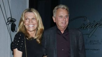 Pat Sajak Doesn't Care Who Replaces Him On 'Wheel Of Fortune'