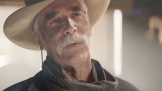 Sam Elliott Growls His Way Through 'Old Town Road' In The Teaser For Doritos' Super Bowl Commercial