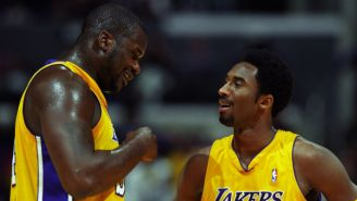 Jeff Pearlman's New Book Details The Time Shaq Slapped Kobe In An L.A. Pickup Run